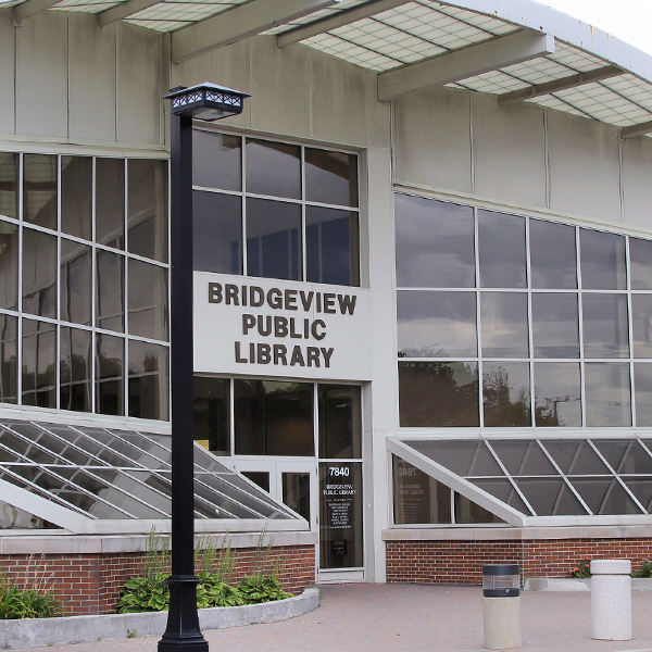 Bridgeview Public Library - Photo Credit: Larry D. Moore | Wikipedia
