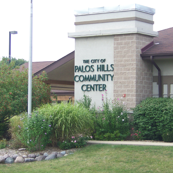 Palos Hills Community Center - Photo Credit: Village of Palos Hills Official Website